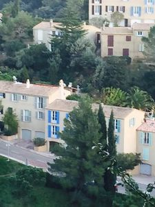 Town house for rent in Grimaud (1- 6 persons)