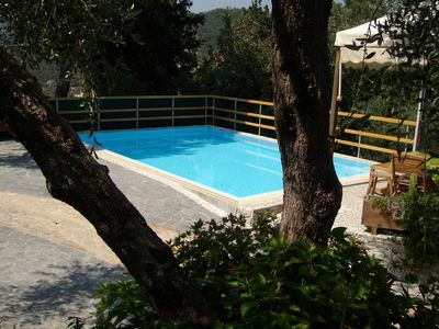 HOLIDAY HOUSE WITH PRIVATE POOL (possibility annexe attached)