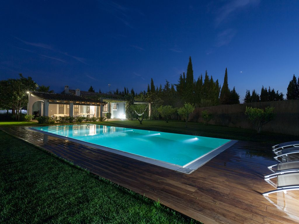 Modern Villa With Private Swimming Pool HomeAway Campanet