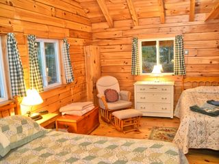 Rangeley Lake cabin photo - Loon bedroom