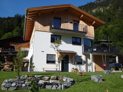 House Carmen, family-friendly, 4 Edelweiss Apartment with good equipment