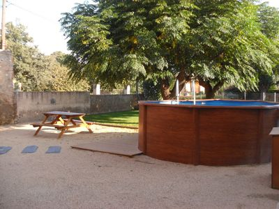 Can Borrellet, Sant Miguel de Fluvia. 8kms from the Costa Brava beaches