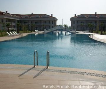 4+1 Duplex Apartment in Belek, Kadriye Weekly Rentable