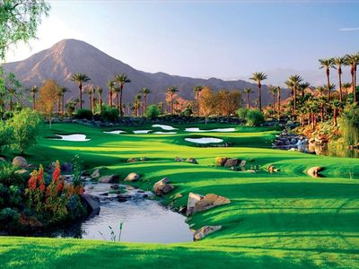La Quinta condo rental - Indian Wells Public Golf Course