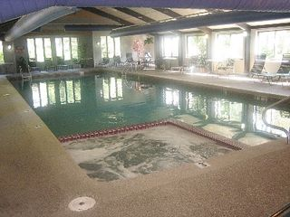 Bartlett townhome photo - Sports Club Indoor Pool & Jacuzzi