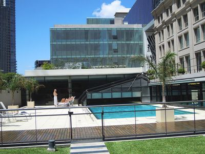 Puerto Madero apartment rental - Swimming pool