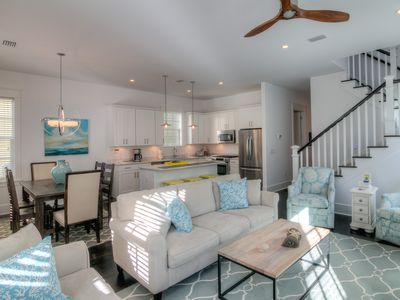 30A Retreat Minutes from The Ocean w/ Golf Cart & Shared Pool