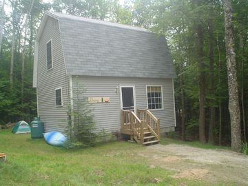Alton cottage rental - Front Exterior