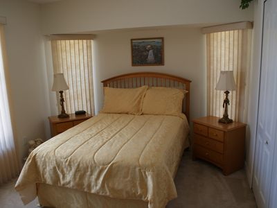 Spacious Bedroom 2