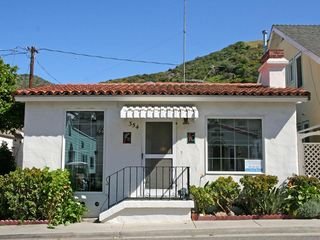 Catalina Island house photo - Spanish style home on a quieter street