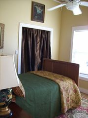 Fredericksburg farmhouse photo - Second Bedroom
