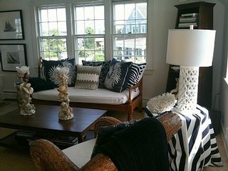 Siasconset house photo - Living - an inviting area for all to regroup, read or entertain.
