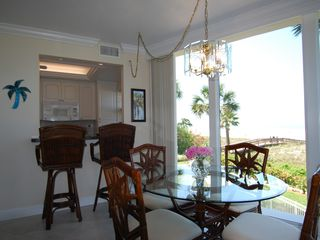 Gulfview Club condo photo - Enjoy Breakfast with a View!