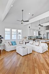 Rosemary Beach house photo - MAIN--Gulf-Front Great Room--Sofas