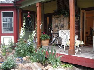 Steamboat Springs house photo - Relax on the Front Porch