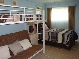 Wildwood Crest condo photo - Bunk bed with Twin bed on top and Full bed on the bottom