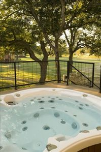 Hot Tub added in 2010