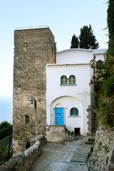Ravello villa photo - outside