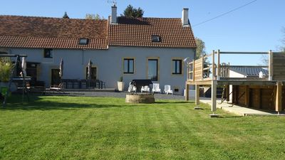 GITE 14 BEDS in Burgundy - GRAND GITE de MONTASSIN