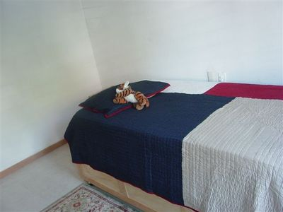 Second bedroom trundle bed