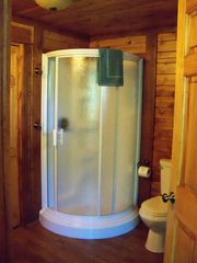 Bozeman cottage photo - Nice, large shower