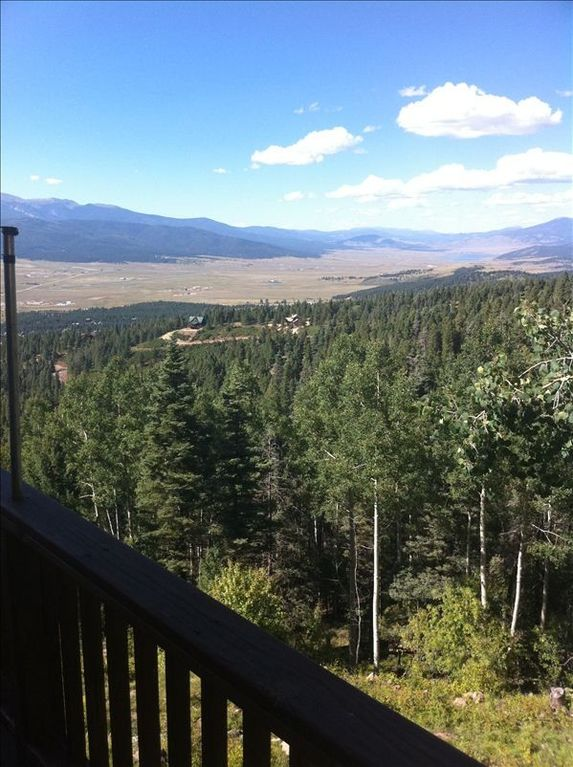View from the Deck to the North - Eagle Nest