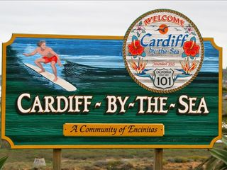 Cardiff by the Sea cottage photo - Welcome to Cardiff-by-the-Sea established in 1911. One of a kind destination