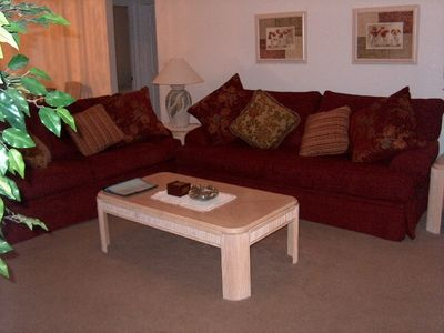 Clear Creek villa rental - Lounge