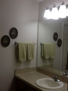Master Bathroom w/large walkin shower