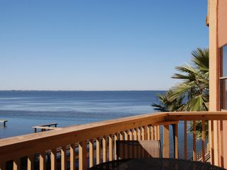 South Padre Island condo photo - Beautiful Morning view