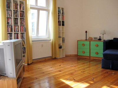 Berlin-Mitte apartment rental