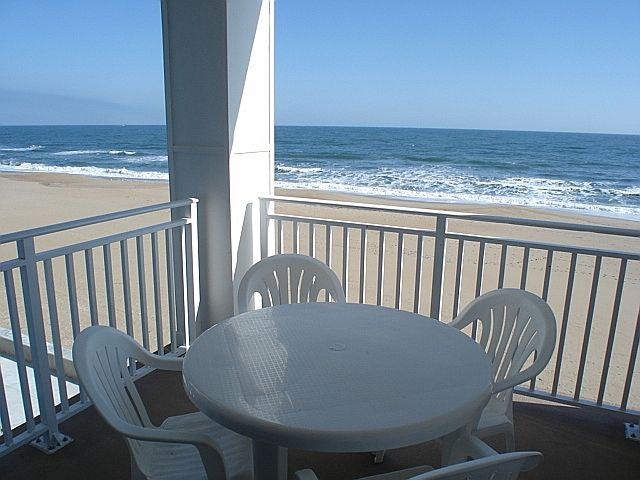 Oceanfront Condo In Beautiful Sandbridge Vrbo