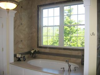 Bethel house photo - master bath jetted tub