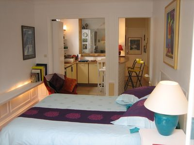 Le Marais,Charming and Sunny Studio in the Heart of Paris