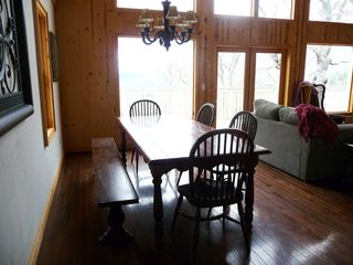 Franklin chalet photo - Dining Room