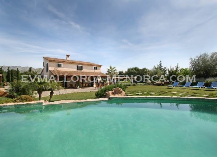 Can Taulada Fabulous Country Home With Pool Close To Sea
