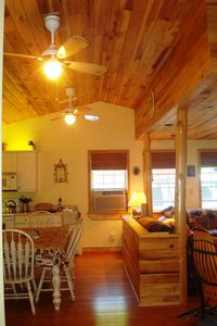 Watauga Lake cabin rental