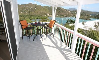 Coral Bay cottage rental - Deck