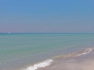 Lido Key condo photo - Beach
