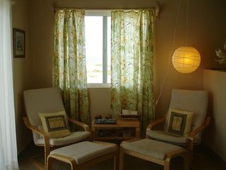 La Paz cottage photo - Relax, read and hear waves and birdsong