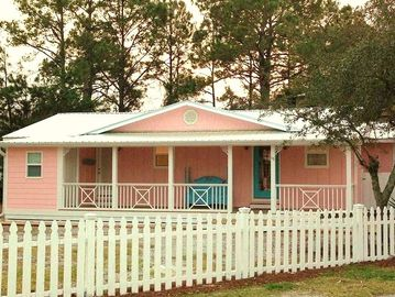 Seagrove Beach cottage rental - 'Tutti~Frutti': A Precious Storybook Vintage Cottage by the Sea!