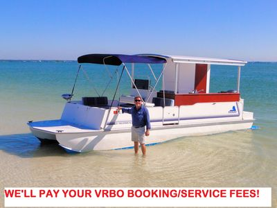 Luxury Waterfront Vacation Villa w/ FREE island boat tour!
