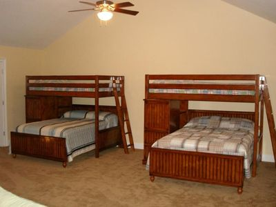 Loft Area Bunk Beds