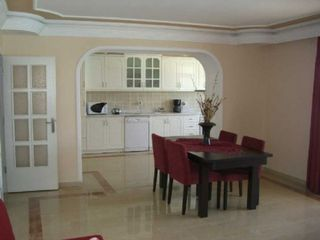 Alanya apartment photo - Kitchen and part of livingroom