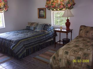 Santa Fe Lake house photo - bedroom one