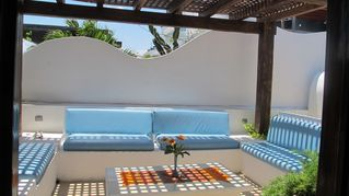 Playa del Carmen condo photo - your private lounge area