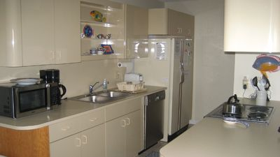Marathon condo rental - View of the fully equipped kitchen