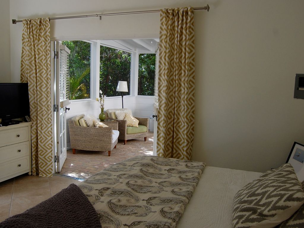 New Private One Bedroom Garden Apartment Vrbo
