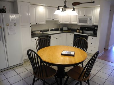 Newly Remodeled Kitchen, equipped to handle any meal.