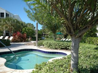 Key Largo townhome photo - Garden hot tub